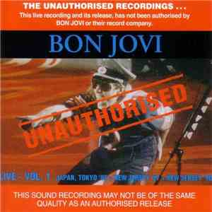 Bon Jovi - Live Vol. 1 download