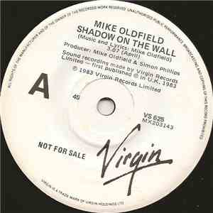 Mike Oldfield - Shadow On The Wall download