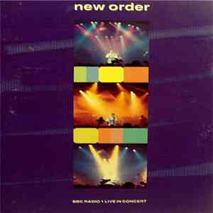 New Order - BBC Radio 1 Live In Concert download free