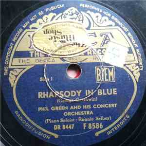 Phil Green And His Concert Orchestra - Rhapsody In Blue download