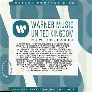 Various - Warner Music United Kingdom New Releases download free
